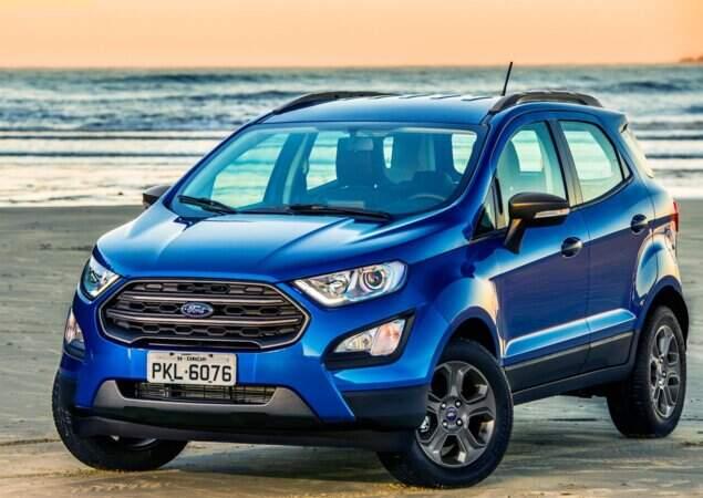 Azul Belize – Ford EcoSport